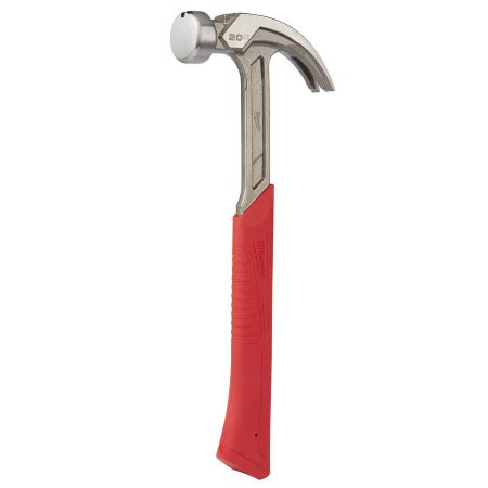 20oz -14-inch Curved Claw Hammer - 1 pc - Curved hammer
