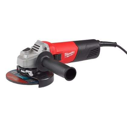 AG 800-125 EK - 800 W angle grinder with keyless guard