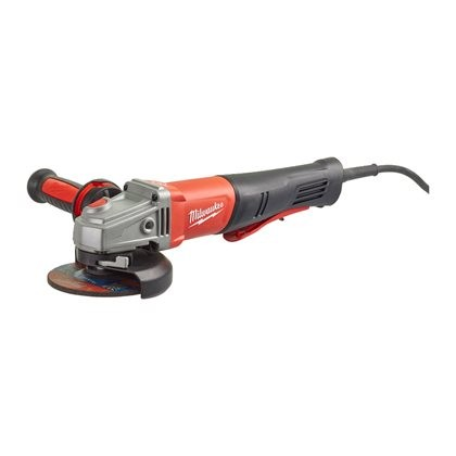 AGV 13-125 XSPDEB - 1250 W braking grinder with AVS and paddle switch