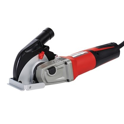 AGV 15-125 XC DEC-SET - 1550 W angle grinder with dust management (28 mm DOC)