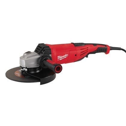 AGVK 24-230 EK DMS - 2400 W angle grinder with AVS and kickback protection