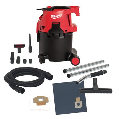 AS 300 ELCP - 30 l L-Class dust extractor - easy clean filter cleaning