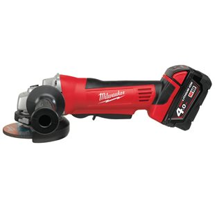 HD18 AG-125-402C - M18™ 125 mm angle grinder with paddle switch