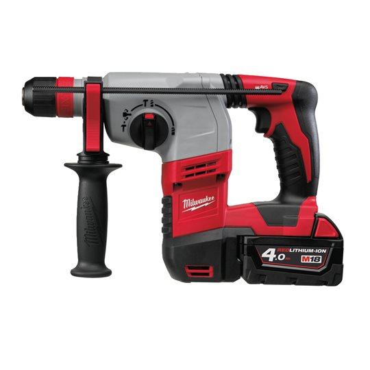 HD18 HX-402C - M18™ 4-mode SDS-Plus hammer with FIXTEC chuck