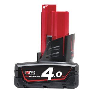 M12 B4 - M12™ 4.0 Ah battery