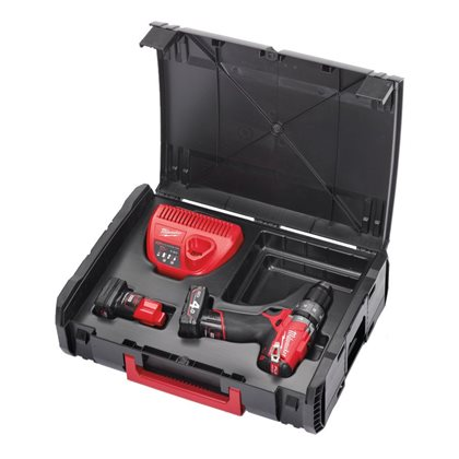 M12 CPD-402X - M12 FUEL™ compact 2-speed percussion drill