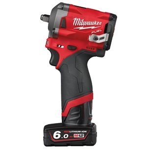 M12 FIW38-622X - M12 FUEL™ sub compact ˝ impact wrench