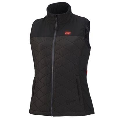 M12 HBWP LADIES-0 (S) - M12™ Heated Hybrid Ladies Puffer Vest