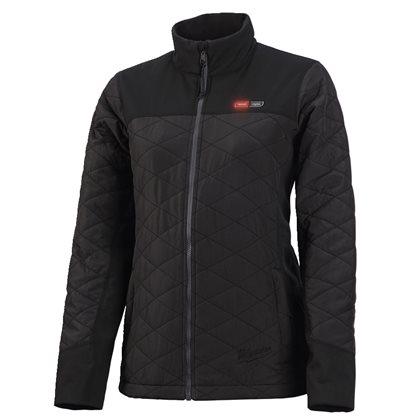 M12 HJP LADIES-0 (S) - M12™ Heated Hybrid Ladies Puffer Jacket