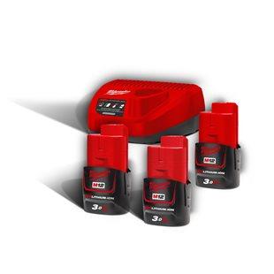 M12 NRG-303 - M12™ NRG pack