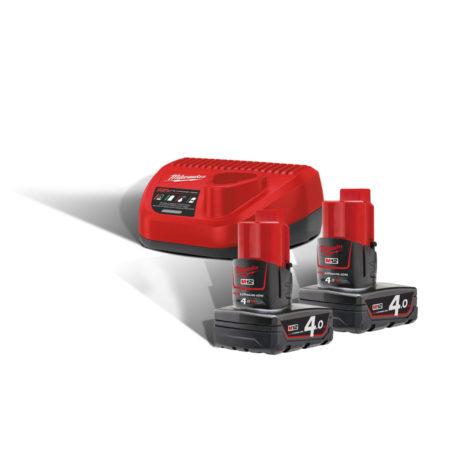 M12 NRG-402 - M12™ NRG pack