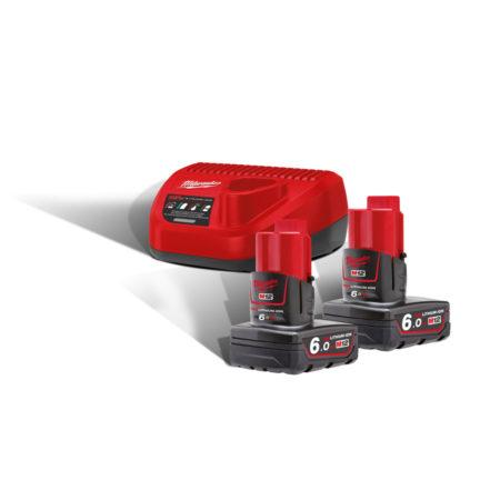 M12 NRG-602 - M12™ NRG pack