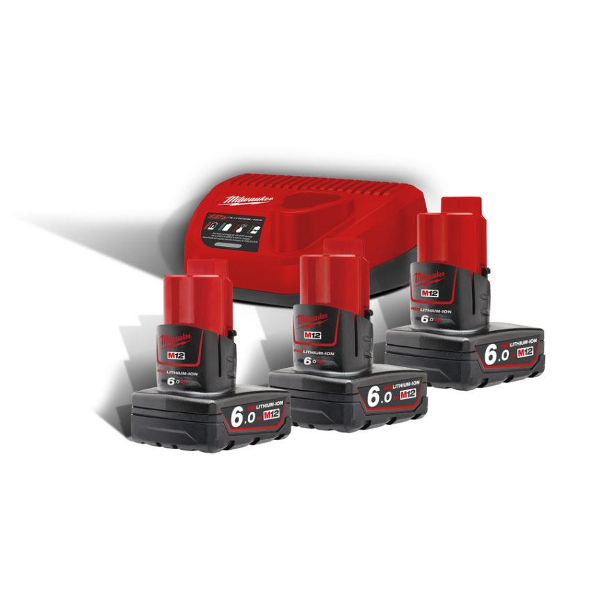 M12 NRG-603 - M12™ NRG pack