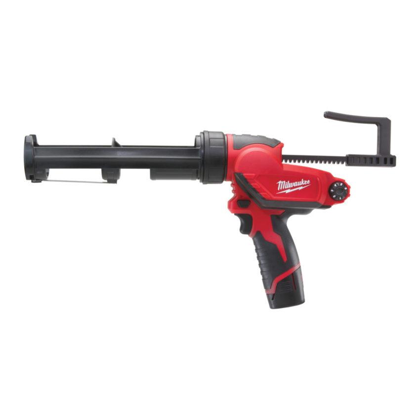 M12 PCG-310C-201B - M12™ sub compact caulk gun with 310 ml cartridge holder