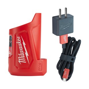 M12 TC M12™ compact charger and power source
