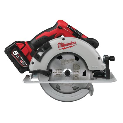 M18 BLCS66-502X - M18™ brushless 66 mm circular saw for wood and plastics