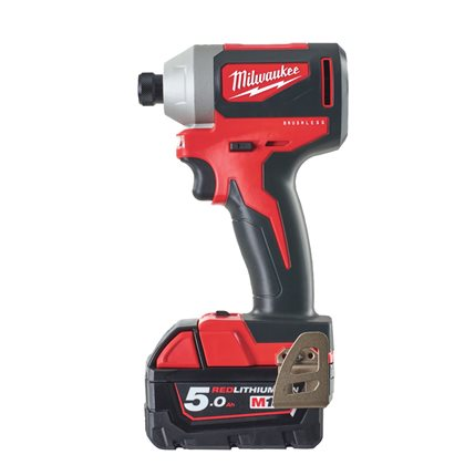 M18 BLID2-502X - M18™ brushless ¼˝ Hex impact driver