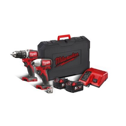 M18 BLPP2A-502C - M18™ compact brushless powerpack