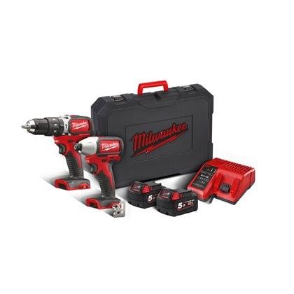 M18 BLPP2B-502C - M18™ compact brushless powerpack