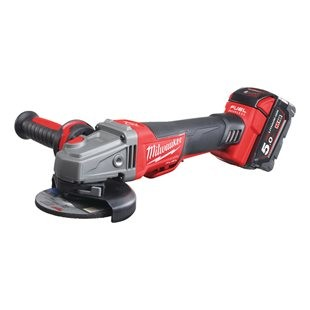M18 CAG115XPDB-502X - M18 FUEL™ 115 mm braking grinder with paddle switch