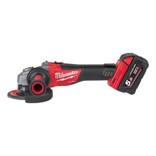 M18 CAG125X-502X - M18 FUEL™ 125 mm angle grinder with slide switch