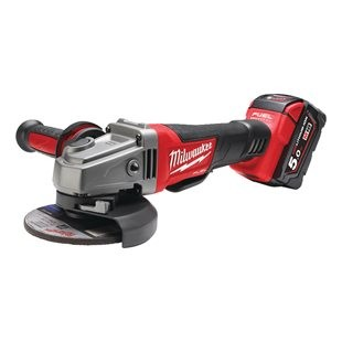 M18 CAG125XPD-502X - M18 FUEL™ 125 mm angle grinder with paddle switch