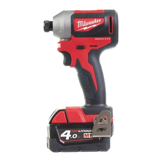 M18 CBLID-402C - M18™ compact brushless ¼˝ Hex impact driver