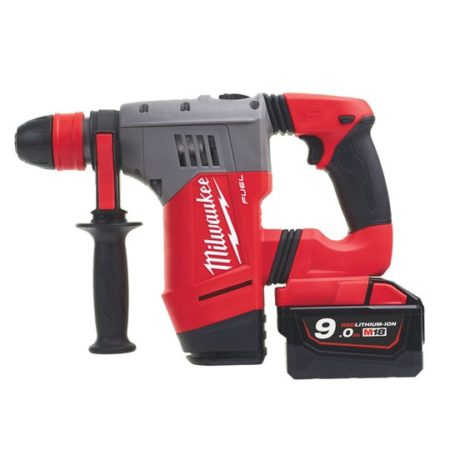 M18 CHPX-902X - M18 FUEL™ high performance 4-mode SDS plus hammer with FIXTEC chuck