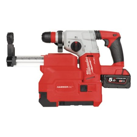 M18 CHXDE-502C - M18 FUEL™ SDS-plus hammer with dedicated dust extractor