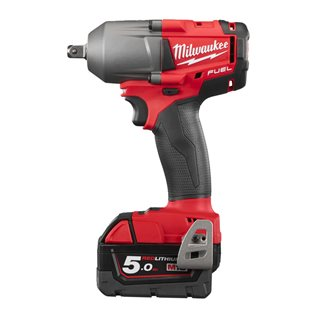 M18 FMTIWP12-502X - M18 FUEL™ ½˝ mid torque impact wrench with pin detent
