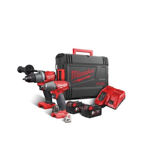 M18 FPP2C2-502X - M18 FUEL™ powerpack