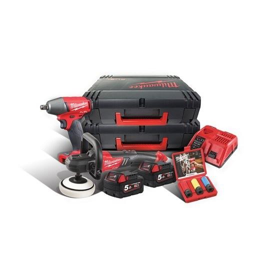M18 FPP2L-502X - M18 FUEL™ promo powerpack