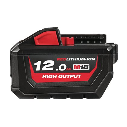 M18 HB12 - M18™ High Output™ 12.0 Ah Battery