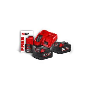 M18 NRG-502 - M18™ NRG pack