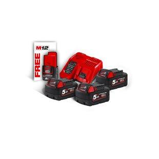 M18 NRG-503 - M18™ NRG pack