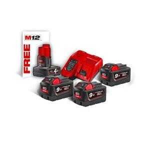 M18 NRG-903 - M18™ NRG pack