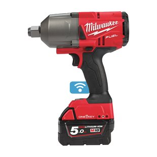 M18 ONEFHIWF34-502X - M18 FUEL™ ONE-KEY™ ¾˝ high torque impact wrench with friction ring