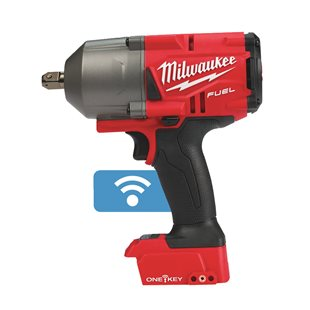 M18 ONEFHIWP12-0X - M18 FUEL™ ONE-KEY™ ½˝ high torque impact wrench with pin detent