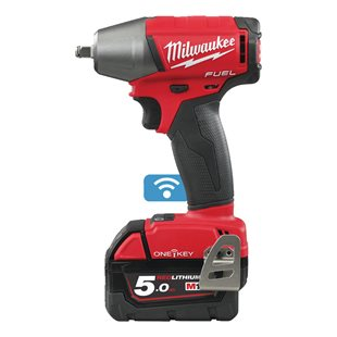 M18 ONEIWF38-502X - ONE-KEY™ FUEL™ ˝ impact wrench with friction ring
