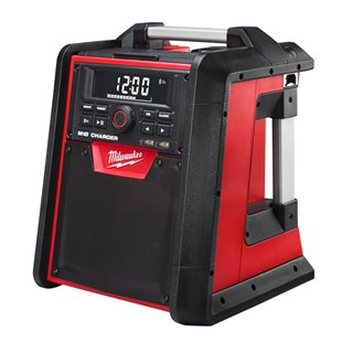 M18 RC-0 - M18™ jobsite radio-charger with Bluetooth®