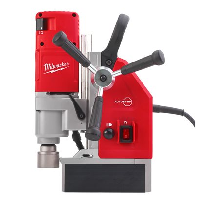 MDE 41 - Magnetic drilling press with electro magnet