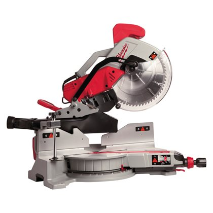 MS 305 DB - 12˝ (305 mm) dual bevel sliding mitre saw with digital mitre readout
