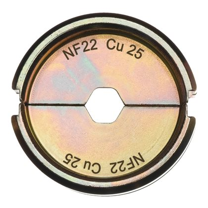 NF C 20-130 for copper compression cable lugs Download Data Sheet