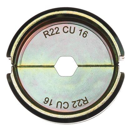 R22 Cu 16 - 1 pc - Crimping dies R