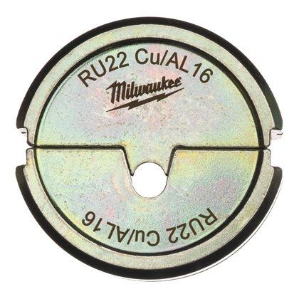 RU22 Cu-Al 16 - 1 pc - Crimping dies RU
