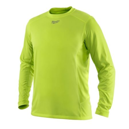 WWLSY (S) - WORKSKIN™ light weight performance long sleeve shirt - Hi-Vis