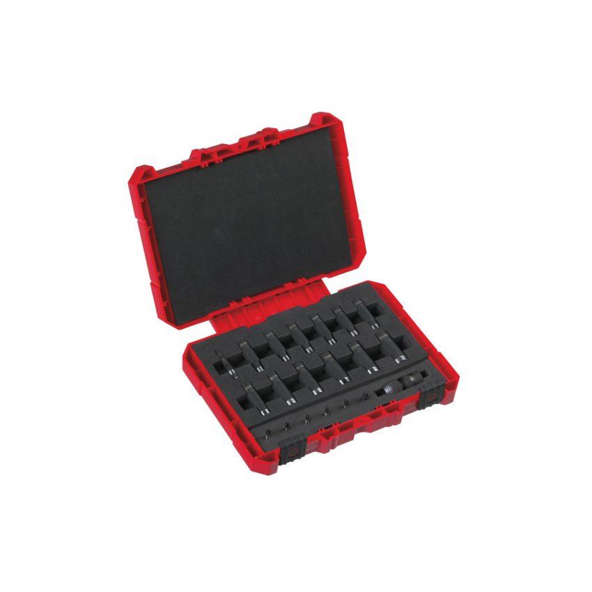 ¼ Inch SHOCKWAVE Impact Duty socket set - SHOCKWAVE™ Impact Duty™ ¼˝ socket set