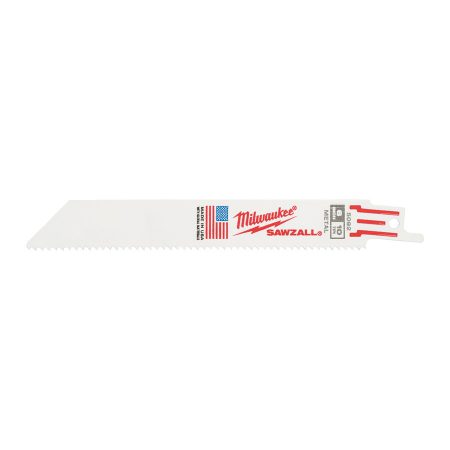 150 x 10 Tpi - 5 pcs - Wood - Metal - Plastic Universal blades