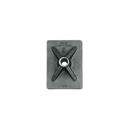 21 mm K-Hex - SDS-Max Tamping Plate 120 x 120 - 1 pc - Tamping tools