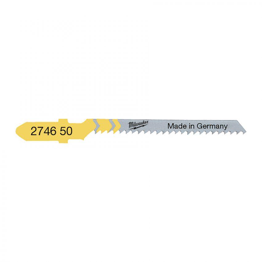 50 x 2 mm T 119 BO - 5 pcs - Curve cutting blades